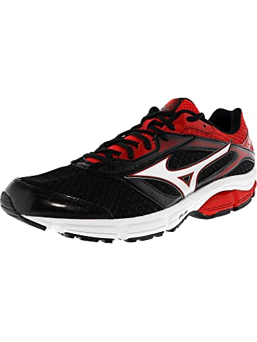 c480d9d500ce Mizuno Wave Impetus 4 Men Us Black Running Shoe