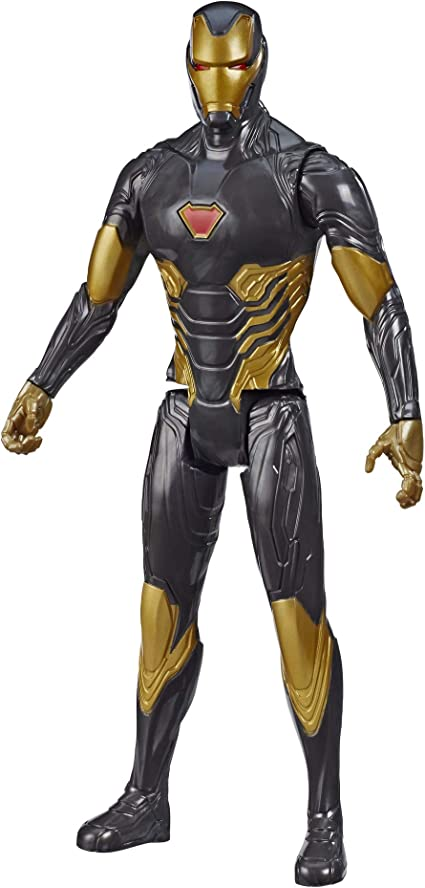 Avengers 12-Inch Marvel Titan Hero Series Iron Man Figure