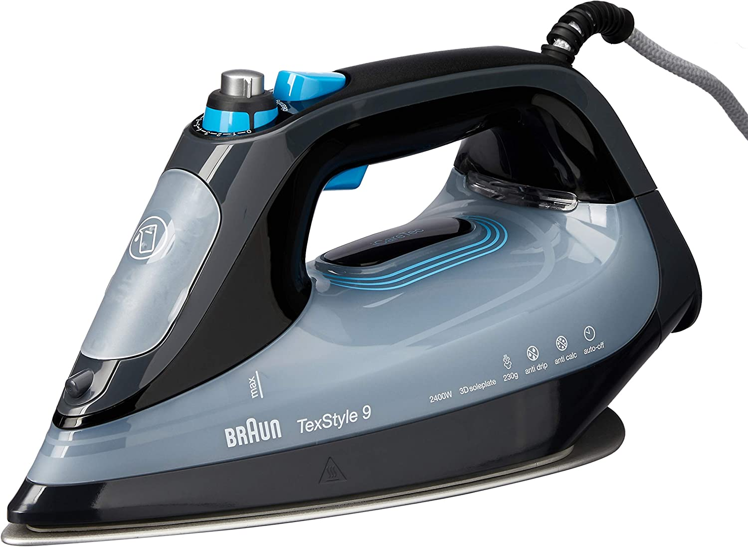 Braun TexStyle 9 Steam Iron Review