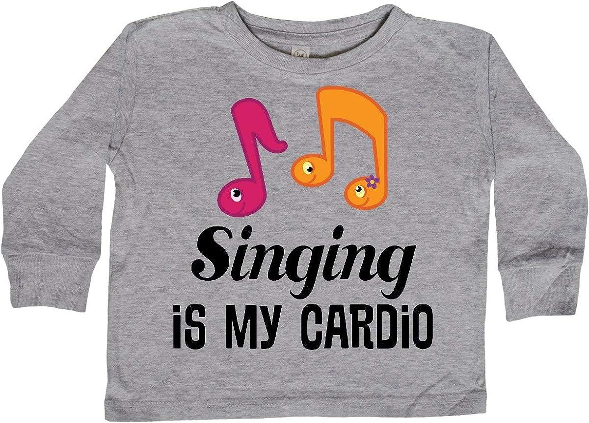 inktastic Choir Director Singer Vocal Music Toddler Long Sleeve T-Shirt