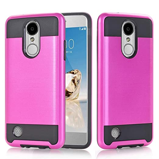 sale retailer f3939 d6ed5 GBSELL Fashion Hybrid Case Phone Cover For LG Aristo LV3 V3 MS210 LG M210  LG MS210