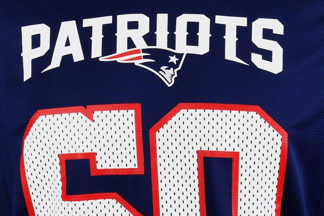 XXL New Era New England Patriots New Era T Shirt//tee NFL Supporters Navy