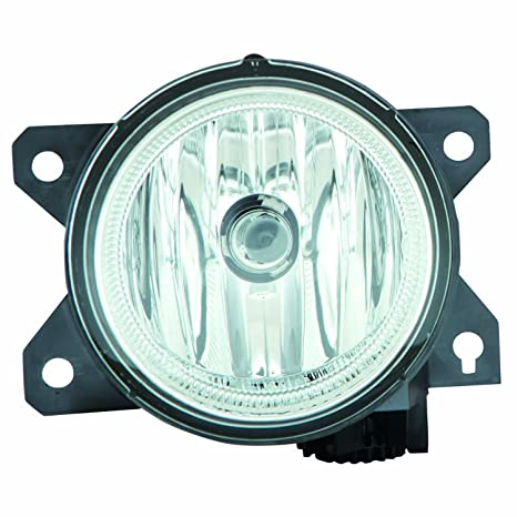 Amazon.com: CPP NSF Certified Replacement Fog Light HO2592143 for 2016-2017 Honda Civic: Automotive