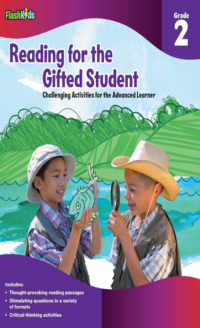 Download Reading for the Gifted Student Grade 2 (For the Gifted Student) pdf