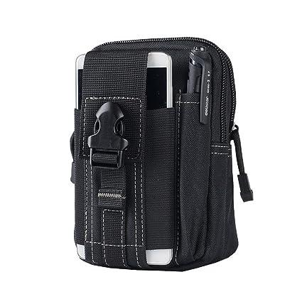 Military Tactical Trekking Camping Durable Shoulder Bag Rucksacks Belt Pouch
