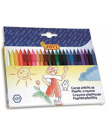 Jovi Pack de 24 lápices, (924)