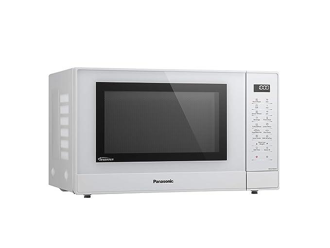 Panasonic NN-GT45K - Microondas con Grill (1000W, 31L, 7 ...