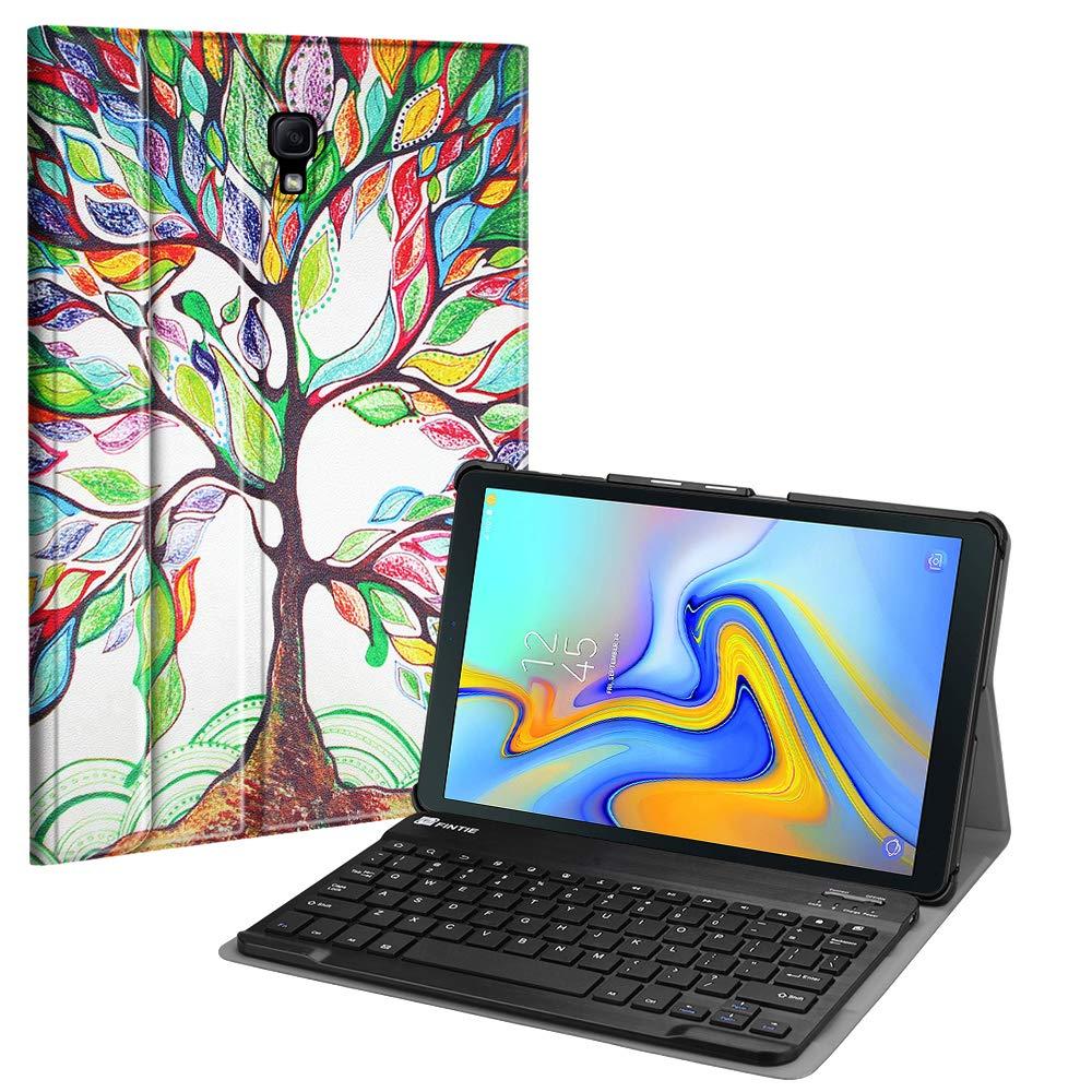 Funda + Teclado Galaxy Tab A 10.5 FINTIE [7NVFL55D]
