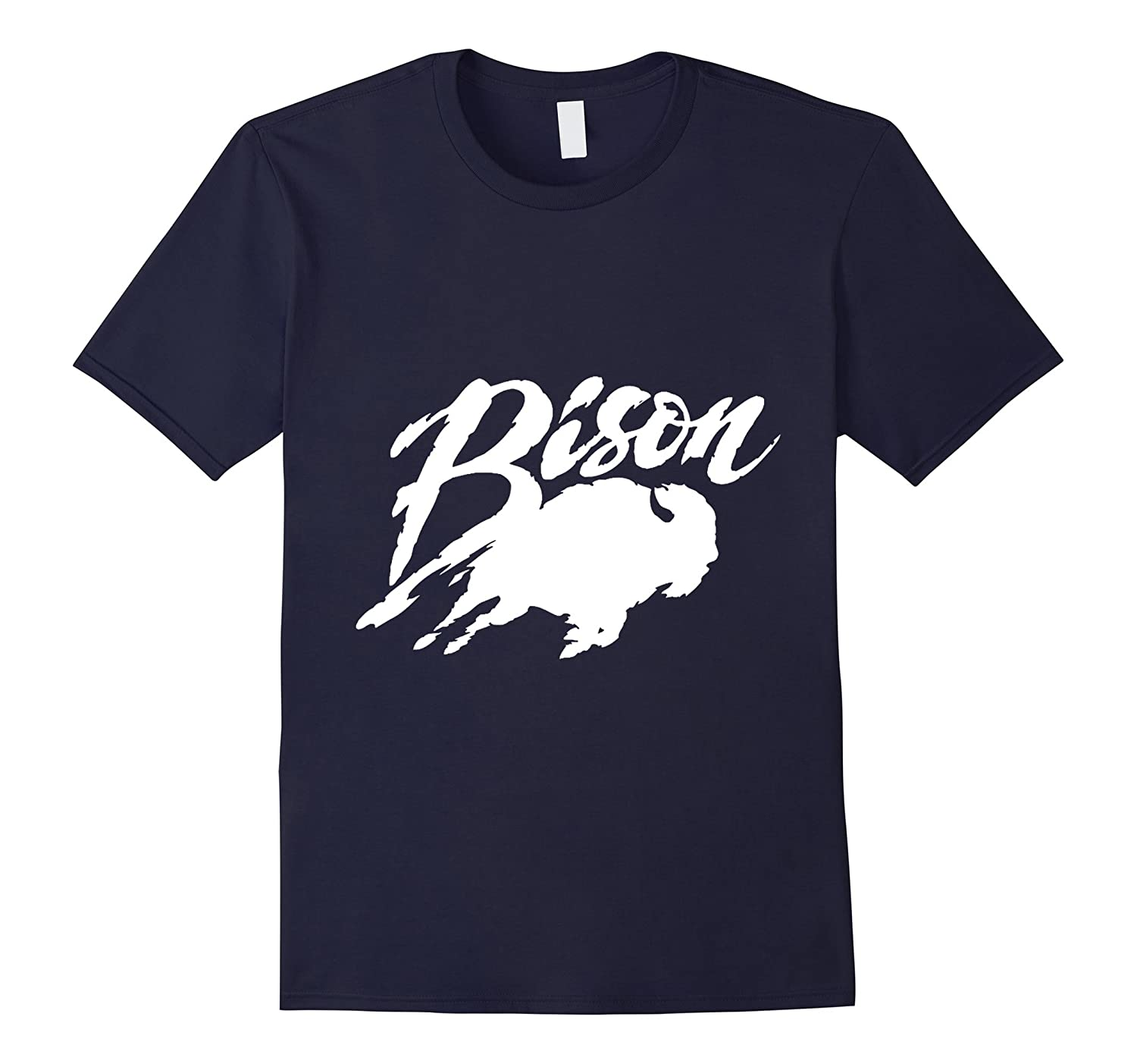 Bison Shirt - Bison is my spirit Animal-TH