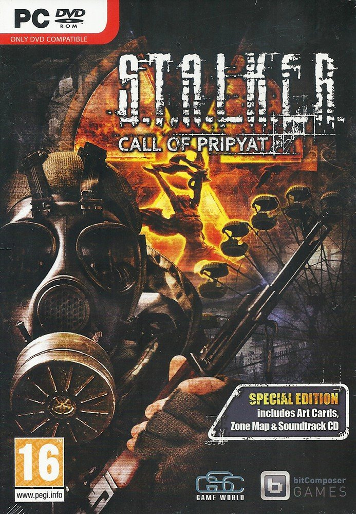 S.T.A.L.K.E.R.: Call of Pripyat (PC) (輸入版) B003155YQG Parent