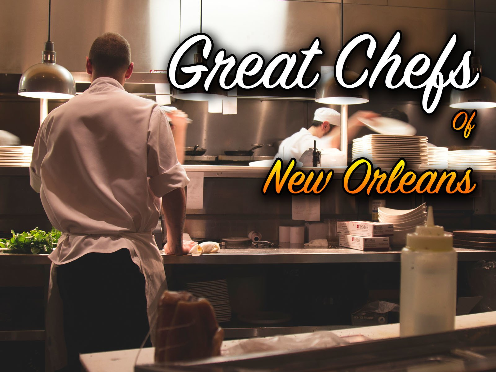 Amazon.com: Great Chefs of New Orleans: Dave Landry, John Shoup ...