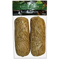 Summit 130 Clear-water Barley Straw Bales, 2-Pack