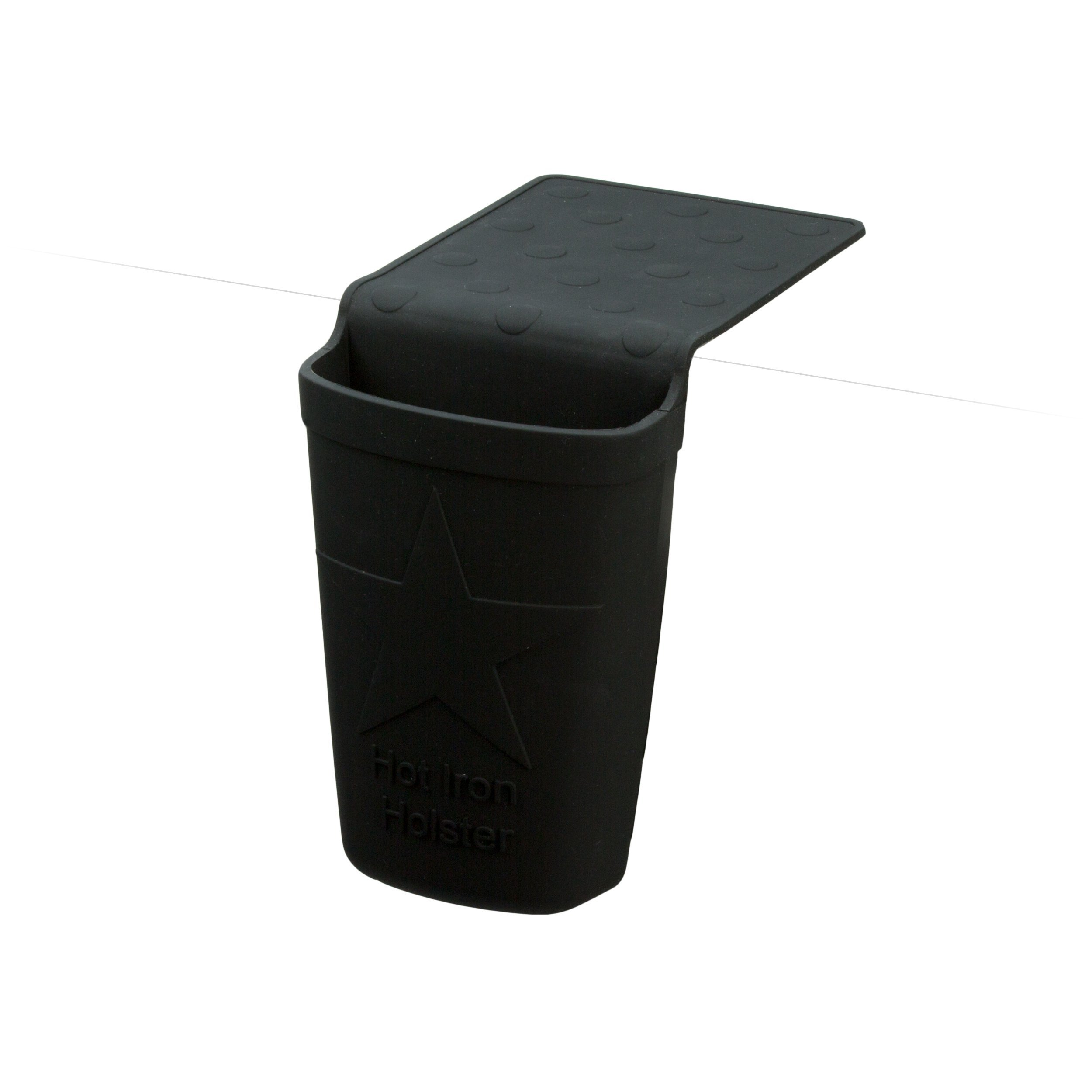 Holster Brands Hot Styling Tool Storage Holder, Deluxe, Black by Holster Brands