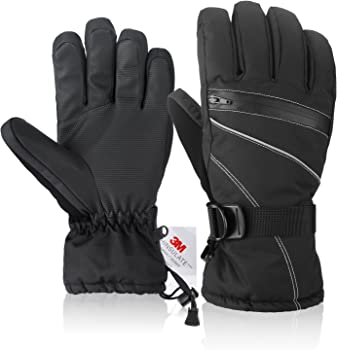 3M Fazitrip Ski Gloves