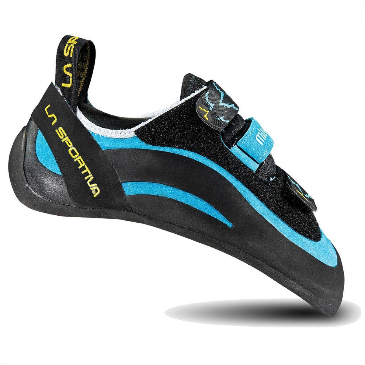 La Sportiva Miura VS Climbing Shoe - Women's B01B6JHKDS 36 M EU|Blue