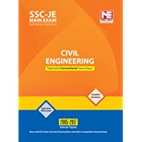 SSC JE: Civil Engineering - Topicwise Conventional Solved Papers