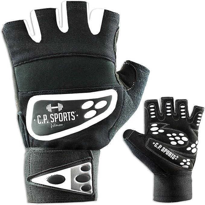 Kraftsport /& Bodybuilding Handschuhe C.P.Sports Profi-Grip-Handschuh F7 Top Fitness Handschuh