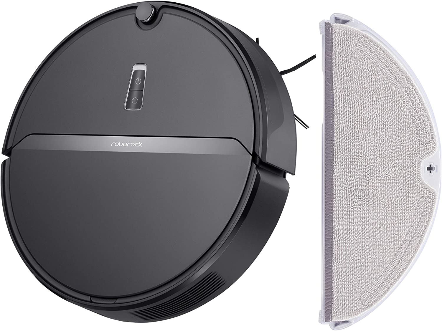 Roborock E4 Robot Vacuum Cleaner and Water Tank Bundle