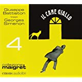Il cane giallo letto da Giuseppe Battiston. Audiolibro. CD Audio formato MP3
