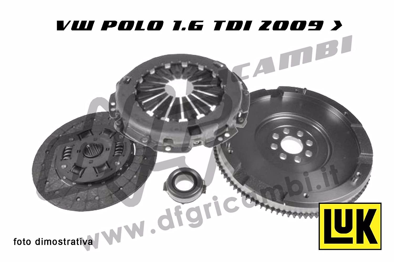Kit Embrague Volante Luk kv0038 - 417009111 - 500044010: Amazon.es: Coche y moto