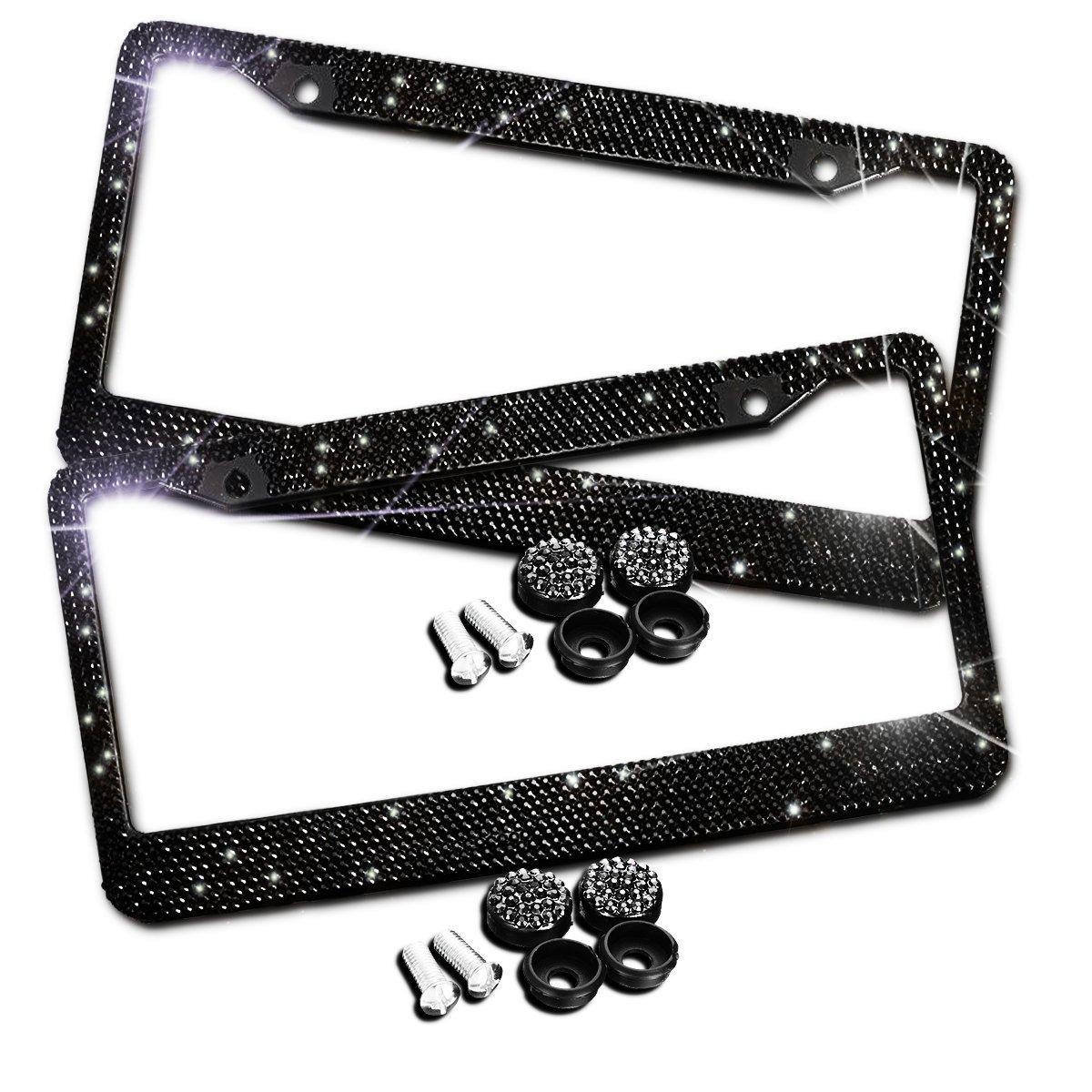 Amazon frames license plate covers frames automotive zento jeuxipadfo Choice Image