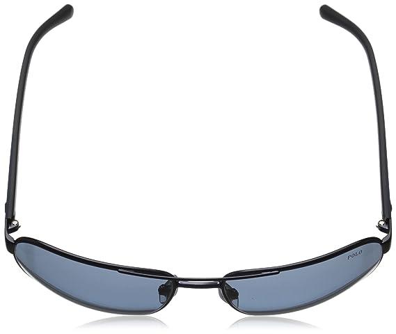 2e4a1a6ee607a4 Polo Ralph Lauren Lunette de soleil Mod.3093 - Homme  Amazon.fr  Vêtements  et accessoires