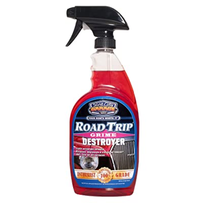 Surf City Garage 105 Road Trip Grime Destroyer Spray - 24 oz.: Automotive
