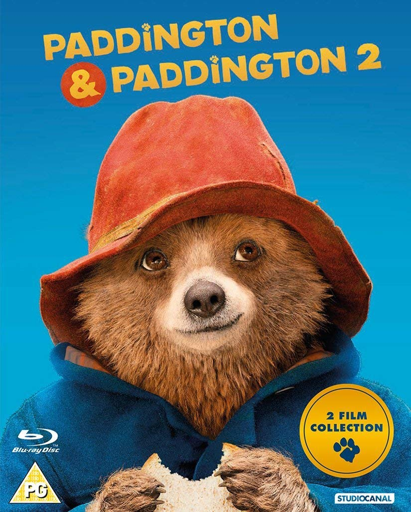 Amazon Com Paddington 1 2 Blu Ray Boxset 2017 Movies