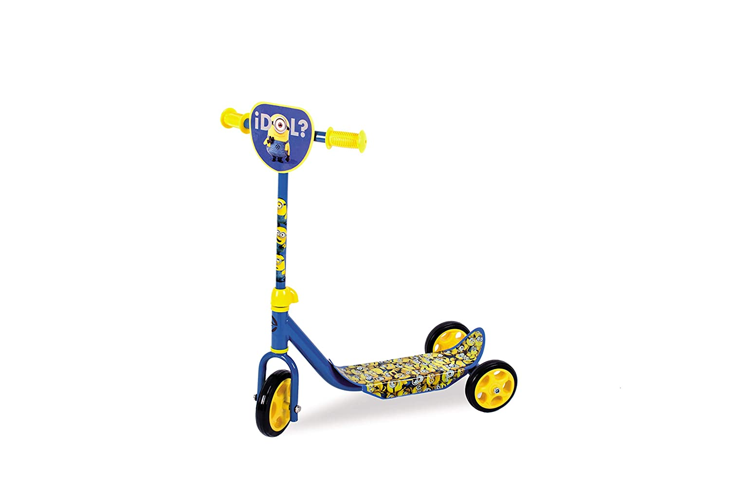 MINIONS - Scooter Basic, 27603-s, Amarillo, Non Applicable ...