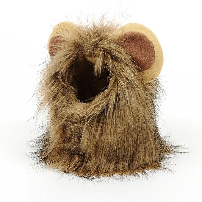 Disfraz para Perro de León Beauty DIY Mart