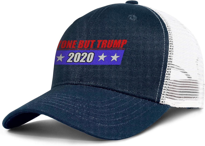 Baseball Caps for Men Ball Cap Dad Hats JDHASA Trump-2020-star-anyone-but-trump