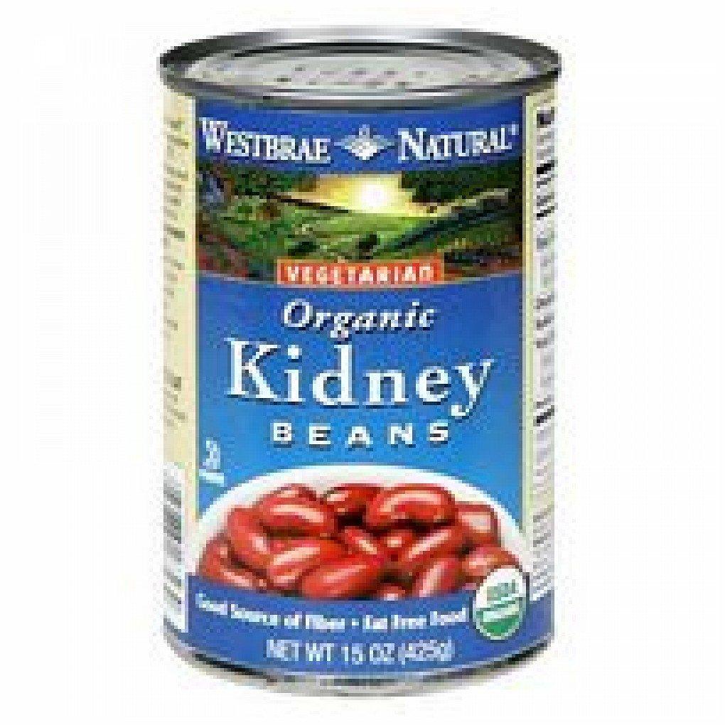 Westbrae Foods Kidney Beans (12x25 OZ)