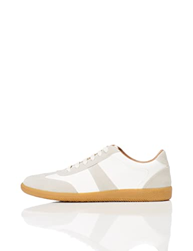 Trouver Des Chaussures En Daim Pour Les Hommes, Blanc (blanc), 44 Eu