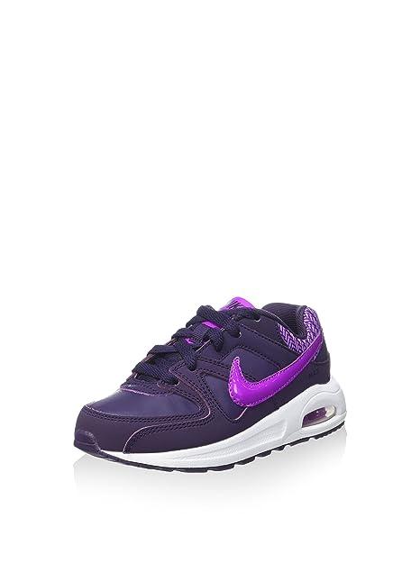 Nike 844356-551, Zapatillas de Trail Running para Niñas, Morado (Purple Dynasty/Hyper Violet-White), 28 EU: Amazon.es: Zapatos y complementos