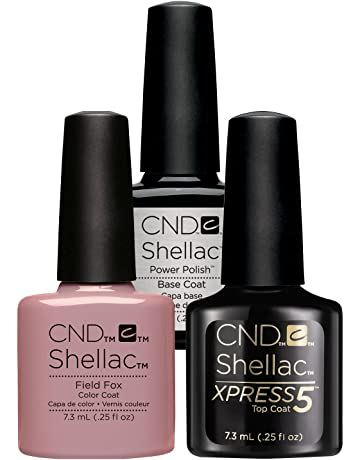 CND Shellac FieldFox además de base XPRESS 5 Topcoat, 1er Pack (1 x 22