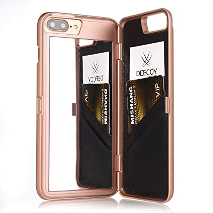 iphone 7 mirror card case