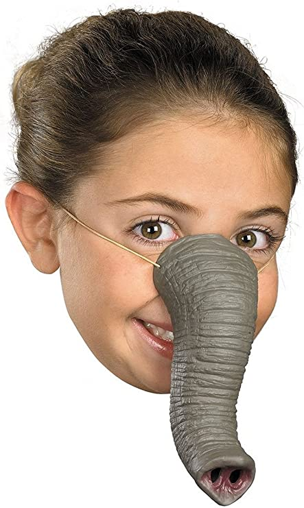 Elephant Animal Headband Mask