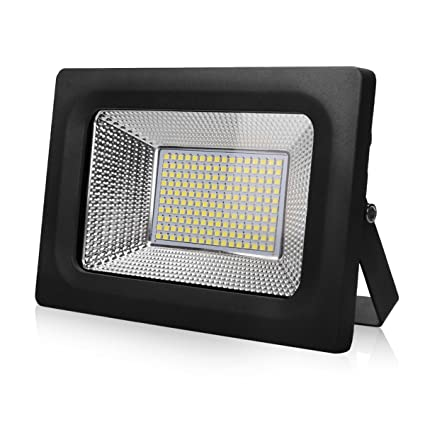 Lantoo 30W Led Flood Light, Super Bright Indoor Outdoor LED Floodlight With  Waterproof IP65,
