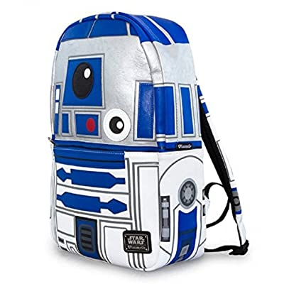 hot sale 2017 Star Wars R2D2 Faux Leather Backpack Standard