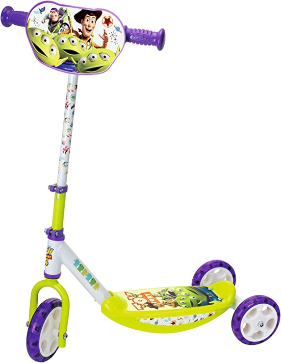Smoby 7600750172 Scooter Multi-Coloured