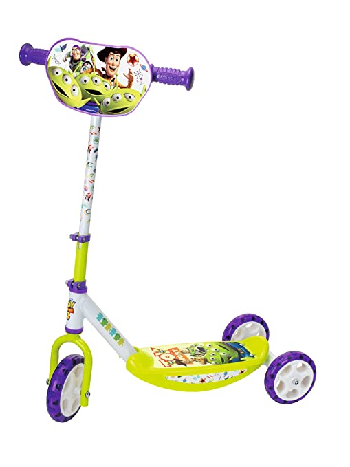 Amazon.com: Smoby 7600750172 Scooter Multi-Coloured: Toys ...