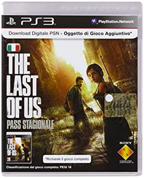PS3 THE LAST OF US PASS STAGIONALE: Amazon co uk: Electronics