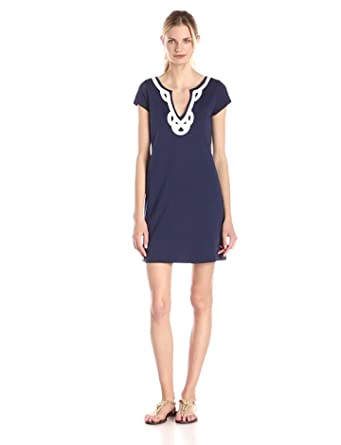 Lilly Pulitzer Womens Brewster Solid T Shirt Dress At Amazon
