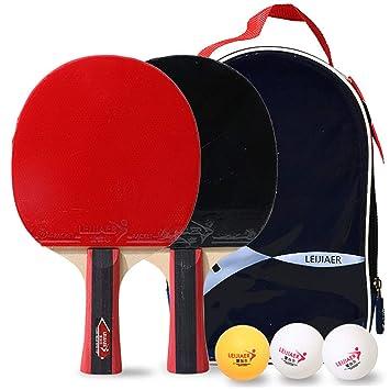 2.0 Raqueta Y Estuche De Tenis De Mesa - Certificación ITTF ...