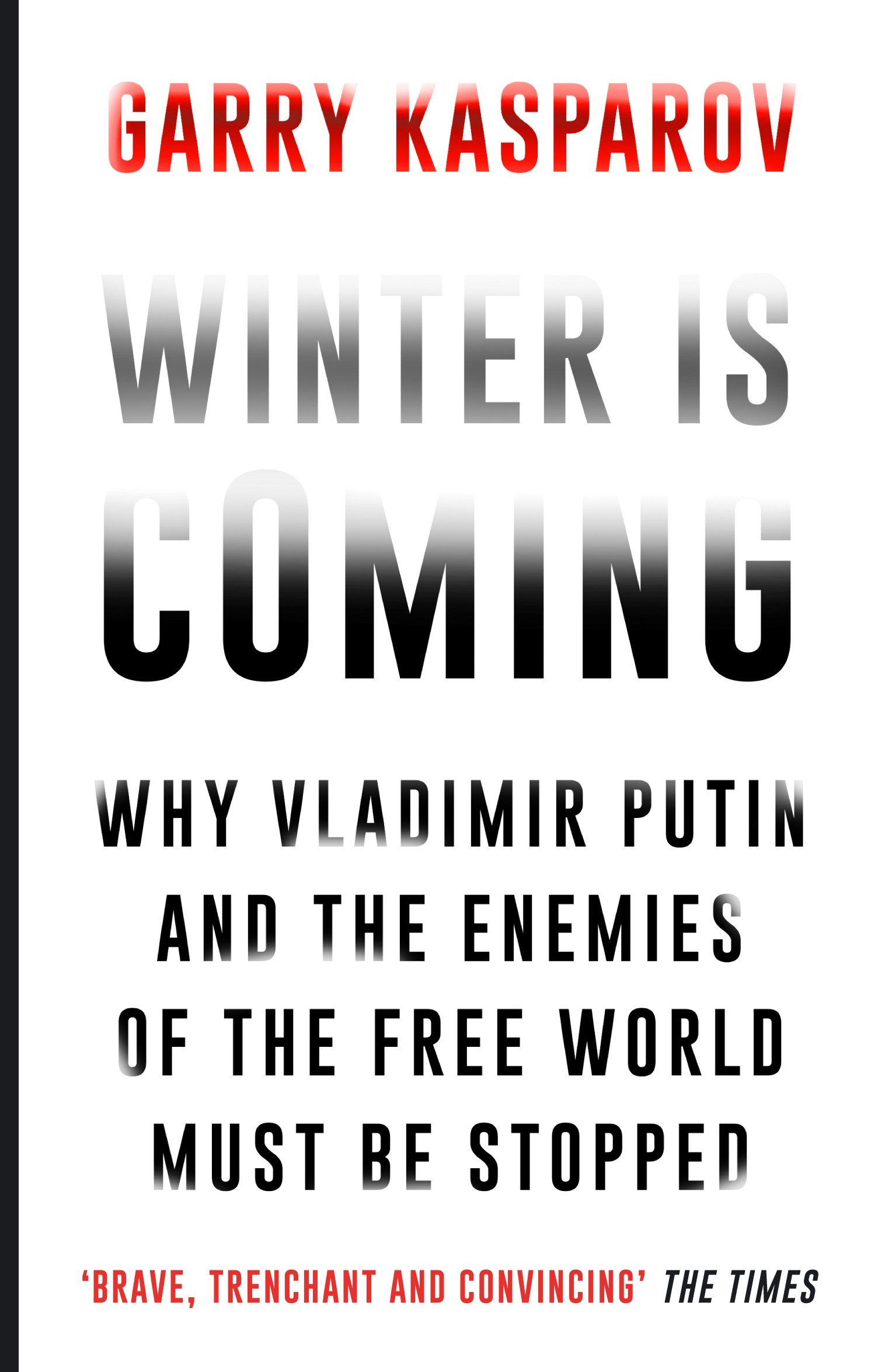 Winter Is Coming: Amazon.es: Garry Kasparov: Libros en idiomas extranjeros