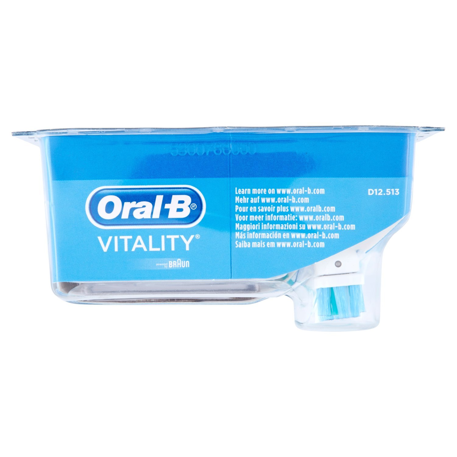 Amazon.com: Oral-B Vitality 2D Action Technology Electric ...