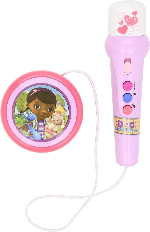 5254 Microphone DOC McStuffins Reig Accessoire Pour Instrument De Musique