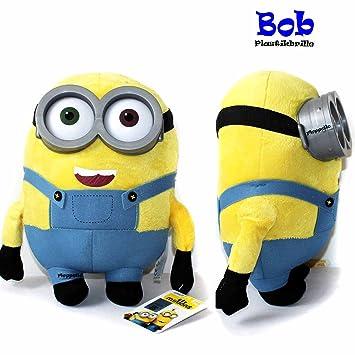 Plush Stuffed Toy Minions Despicable Me 2 Bob 28 CM Pa M2 Size 3