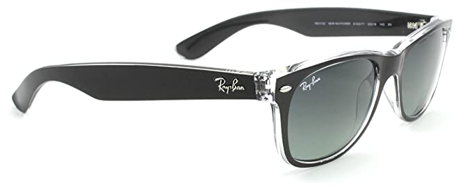 Amazon.com: Ray-Ban rb2132 New Wayfarer anteojos de sol ...