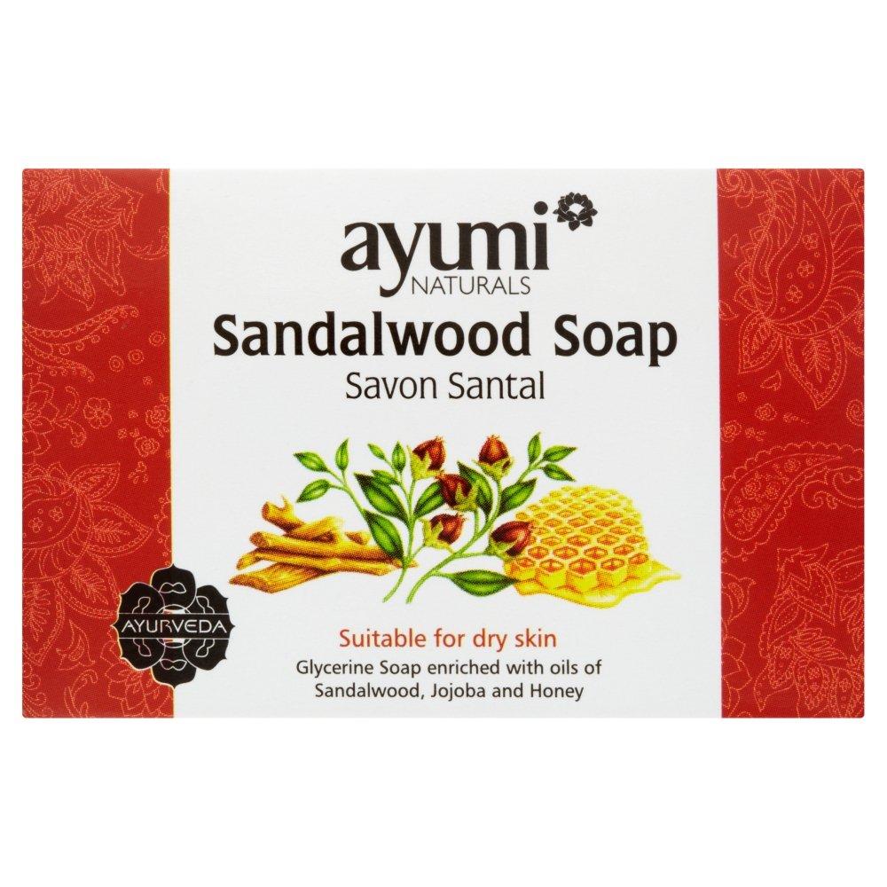 Ayumi Sandalwood Soap, 100 g 105271181